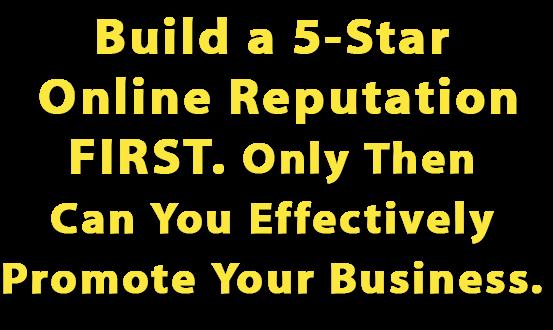 Build 5-star online reputation first thumbnail